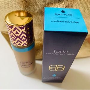 BNIB TARTE Hydrating Shape Tape Foundation